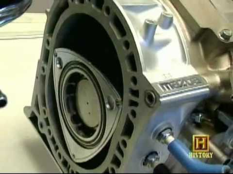 Wankel engine on Modern Marvels.wmv