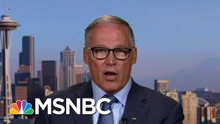 Gov. Inslee: We've Done Our Duty In Afghanistan, Troops Should Come Home | Velshi & Ruhle | MSNBC