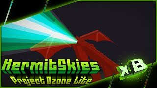 In today's episode of HermitSkies in the Project Ozone Lite modpack...