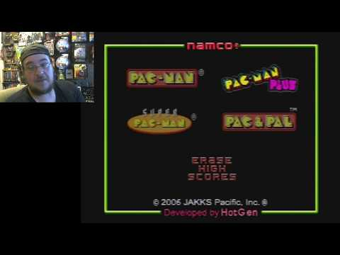 Super Pac-Man Plug & Play TV Games Game Play