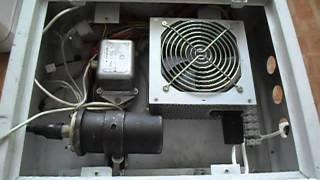 Делаем коптильню холодного копчения-3(высоковольтный генератор)(Показан высоковольтный генератор для коптильни холодного копчения.С помощью высоковольтного потенциала..., 2016-04-22T07:00:14.000Z)