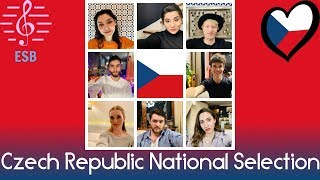 Czech Republic National Selection 2019 Review and Analysis - Eurovision Song Breakdown