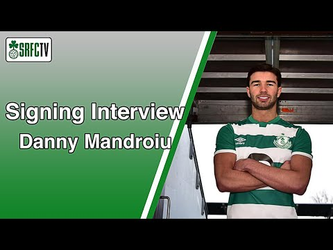 New Signing Interview | Danny Mandroiu