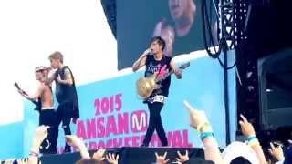 One Ok Rock-The Beginning (2015 Ansan M Valley Rock Festival) 2015.07.26