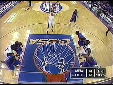 2005 C-USA Championship Game - #6 Louisville vs Memphis - Full Game