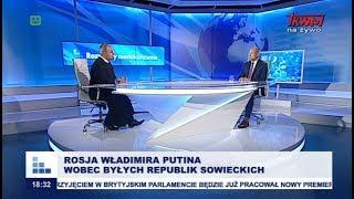 Rozmowy niedokończone: Rosja Putina wobec byłych republik sowieckich cz.I