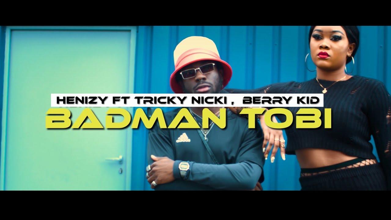 Download Henizy x Tricky Nicki - Tobi (Official Music Video) prod. by BerryKid