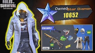 ROS : 10000 Star ⭐️ Spending For Star Supply | Game Play | EP.189 🔥🔥