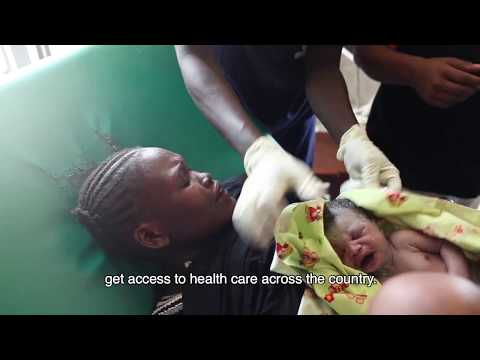 South Sudan: A midwife at every birth