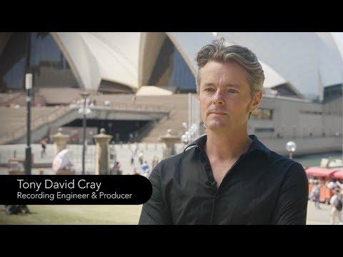 Recording Engineer Tony David Cray on FuzzMeasure