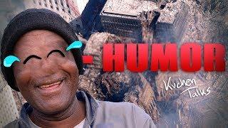 Hat schwarzer Humor Grenzen? - Kuchen Talks #212
