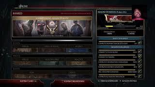 Taking Shots & Taking Names : Offline & Online Having Fun Mortal Kombat 11 ( 01-26-2020 )