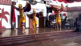 20160731 Tari Manuk Rawa (Indonesian Day 2016)