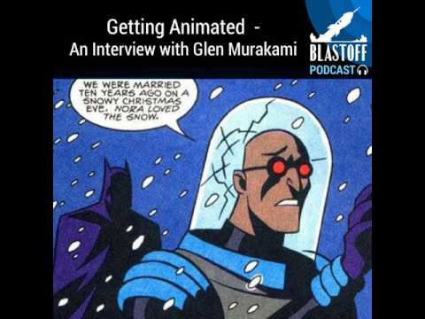 Getting Animated - An Interview with Glen Murakami