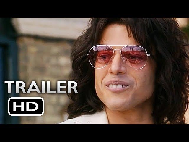 BOHEMIAN RHAPSODY Final Trailer (2018) Rami Malek, Freddie Mercury Queen Movie HD