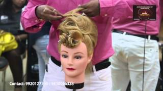anurag makeup & hair mantra hair style part 10