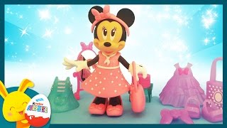 Minnie - Les robes de bal de Minnie IMC Toys - Jouets pour les enfants - Touni Toys