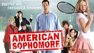 American Sophomore (Comedy Movie, Full Fength Film, English Flick, HD) watch free youtube films