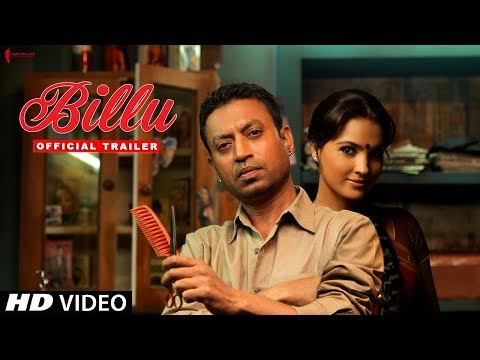 Billu | Trailer | Now in HD | Shah Rukh Khan, Irrfan Khan, Lara Dutta | A film by Priyadarshan
