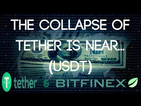 Is This The End For Cryptocurrency?? (Tether & Bitfinex Subpoenaed)