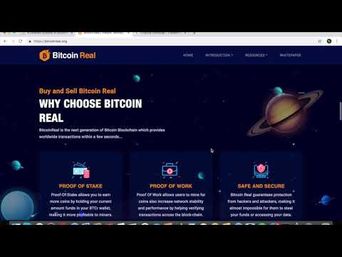 Bitcoin Real Review-New Bitcoin Fork