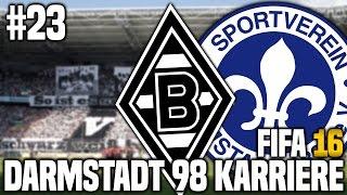 FIFA 16 Karrieremodus #23 - Abschluss der Hinrunde | FIFA 16 Karriere SV Darmstadt 98 [S1EP23]