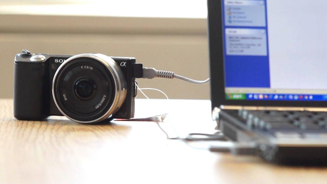 video tutorial on how to upgrade firmware on sony nex 3 nex 5 rh youtube com Sony N Camera Sony NEX 3 Charger
