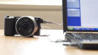 Відео урок про те, як оновити прошивку на Сони Некс 3 & Некс 5 камер