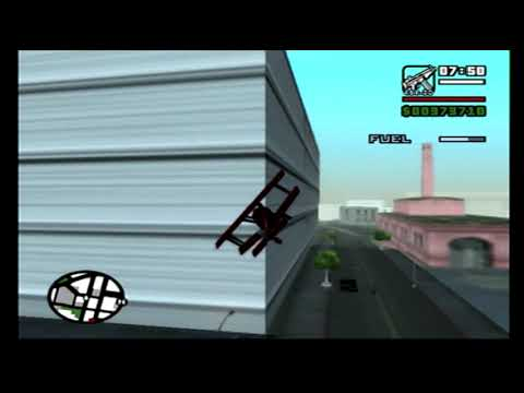 GTA SA Tips And Tricks: Supply Lines... On PS2 V1 And Why It's The Hardest Mission In The Game