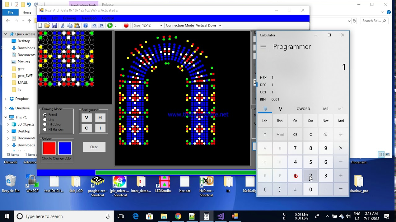 Arch Gate Swf Generation Software Youtube