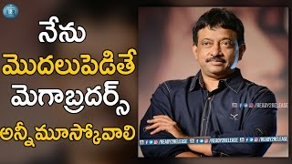 Ram Gopal Varma Strong Replay On Nagababu Comments | RGV | Ready2release.com