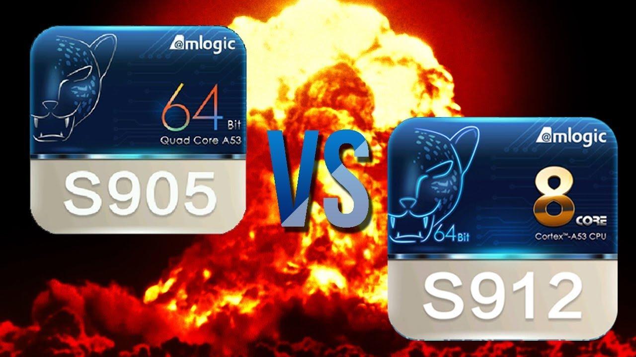 BLOG: Amlogic S905D vs S912 – The MXQ Project