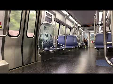 Washington DC Metro | Blue Line: King St-Old Town to Pentagon City