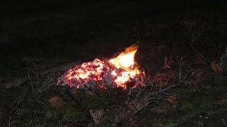 Brandweer Beuningen blust klein buiten brandje