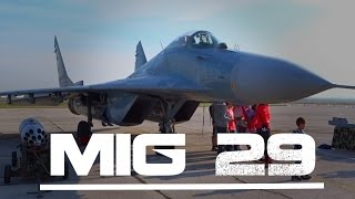 Serbian Air Force MiG 29 Static display @ Batajnica Military Airport