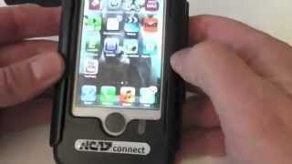 iPhone 5 Fahrradhalterung by NC-17