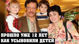 Михаил Барщевский с женой усыновили двойняшек. Как живут и выглядят дети спустя 12 лет жизни