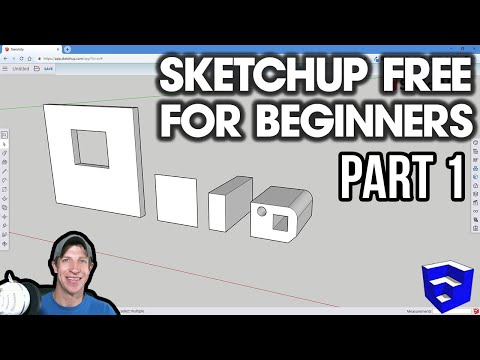 getting-started-with-sketchup-free---lesson-1---beginners-start-here!