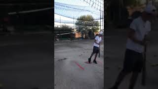 Friend Getting Hit By A Rubber Baseball For 5