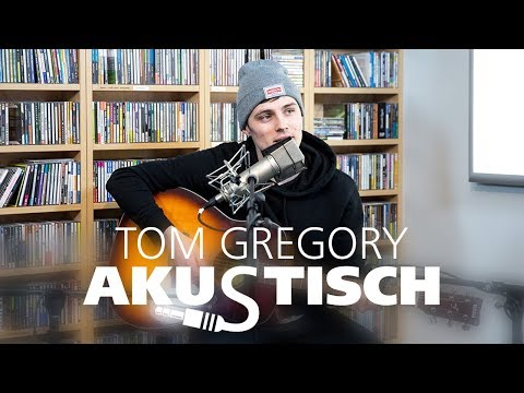 """Tom Gregory """"Run To You"""" (Unplugged)"""