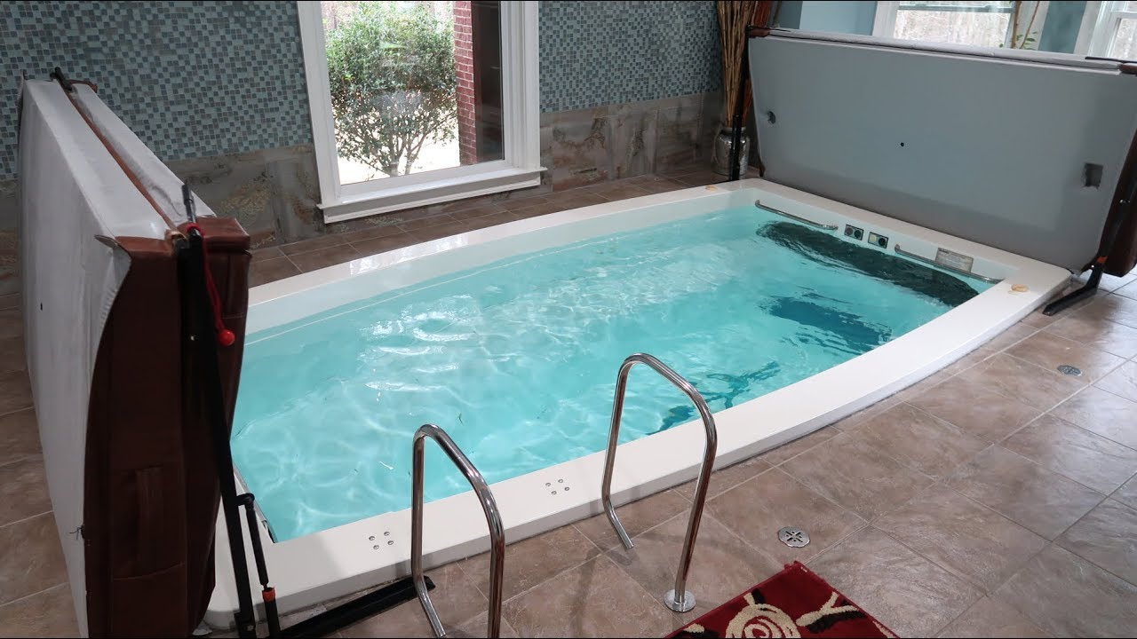 Jacuzzi Pool Youtube Swimex Pool Instructions On How To Start Stop Pool Youtube