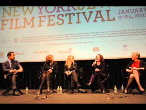 HANNAH ARENDT's Screenwriter Pamela Katz, Q&A at NYJFF 2013