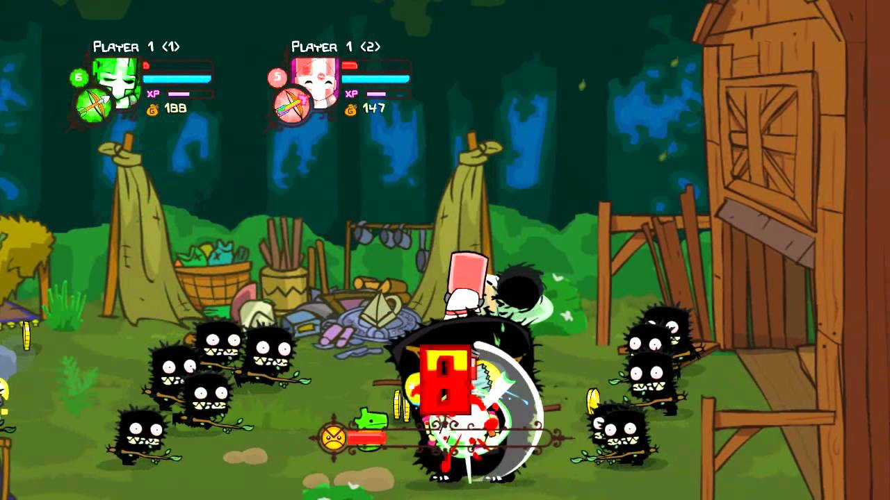 castle crashers for computer