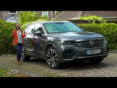 Volkswagen Touareg Review 2019 What Car