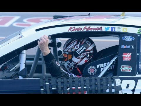 2018 NASCAR At Phoenix Post Race Review - Harvick Has A Message For You