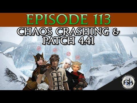 FFXIV] Chaos Crashing & 4 41 | SoH | #113 - YouTube
