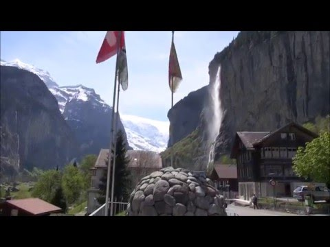 Lauterbrunnen - Switzerland  HD