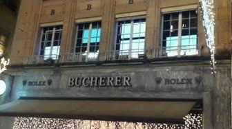 Boutique Bucherer Lausanne