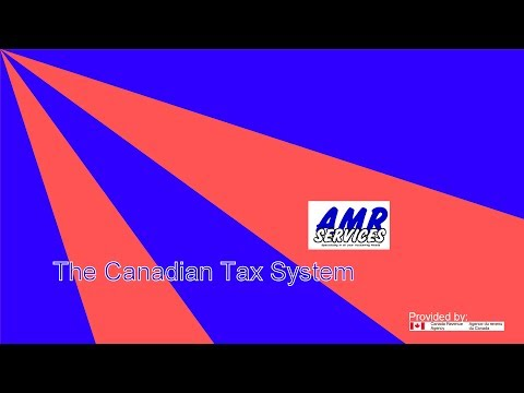 The Canadian Tax System