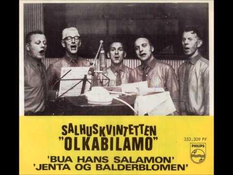 Salhuskvintetten - Singel Og Sand (1963)